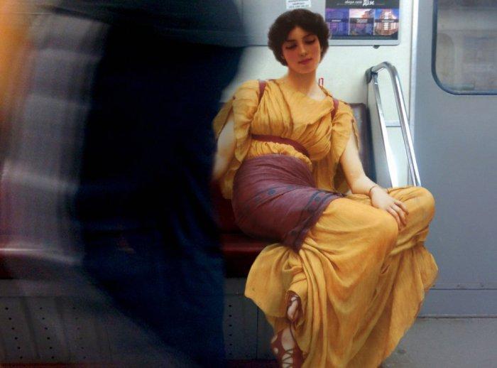 Алексей Кондаков: свежий взгляд на старый лад — античные Венеры на улицах Киева