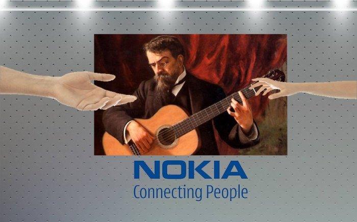 История мелодии Nokia tune: от классики до рингтона