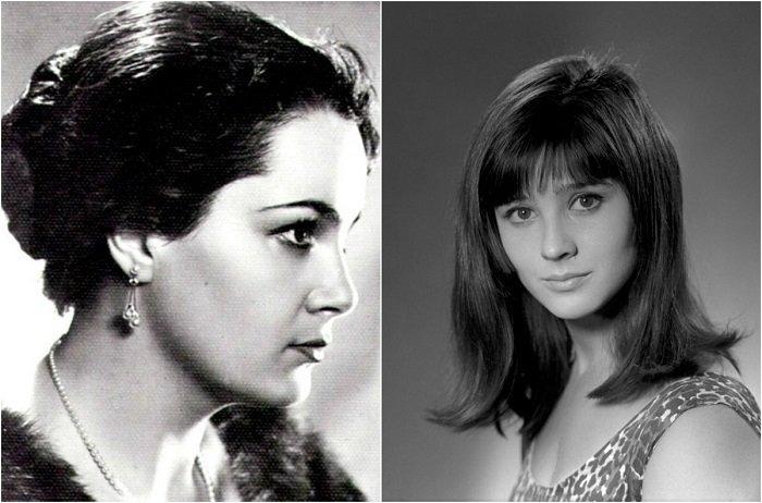 30 фотографий самых известнейших и красивых женщин СССР, которые покорили миллионы сердец