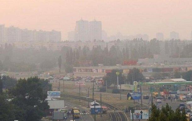 ВОЗ: Украина первая по смертям от грязного воздуха