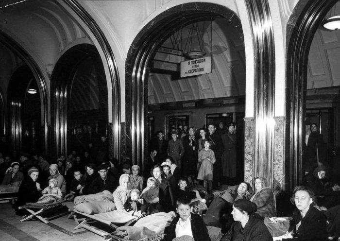 Великая война: ретро фотографии, сделанные Маргарет Берк-Уайт в 1941 году во время ее пребывания в Москве