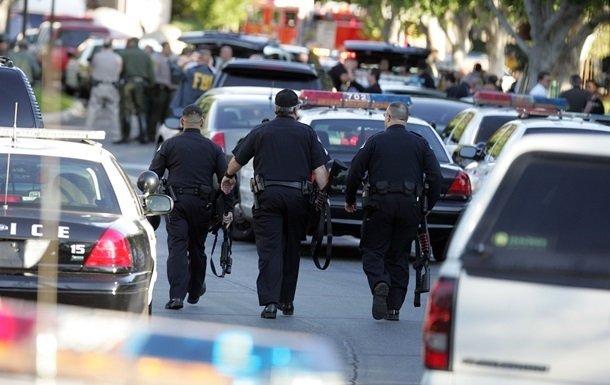 В США полицейские застрелили безоружного афроамериканца