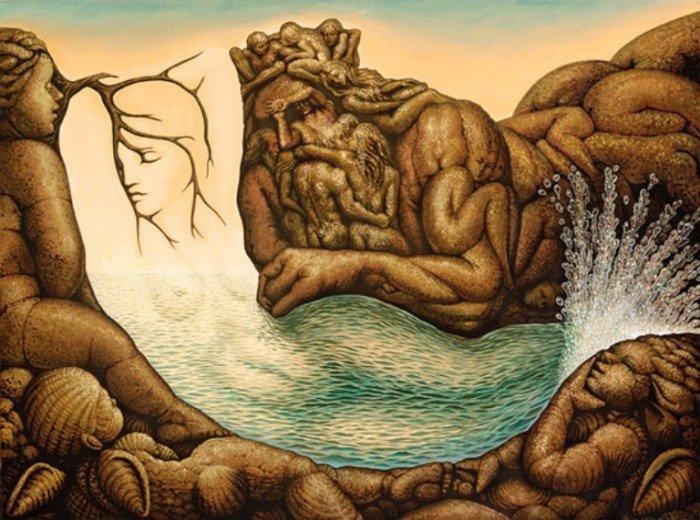 Обман зрения: интригующий мир иллюзий и метаморфоз