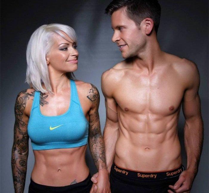 муж сильно похудел как набрать вес