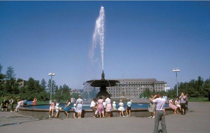 Фотографии, сделанные во время увлекательного путешествия Харрисона Формана по Иркутску в 1964 году