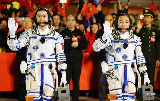 Китай запустил собственную ракету в космос