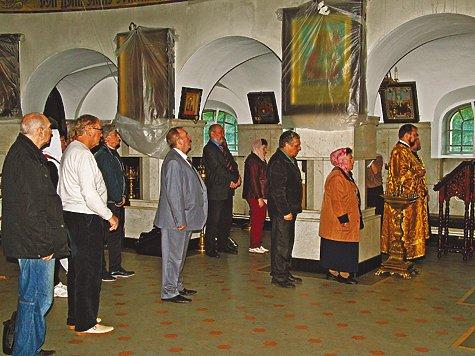 Юбилей иконы святых покровителей охотников ирыболовов