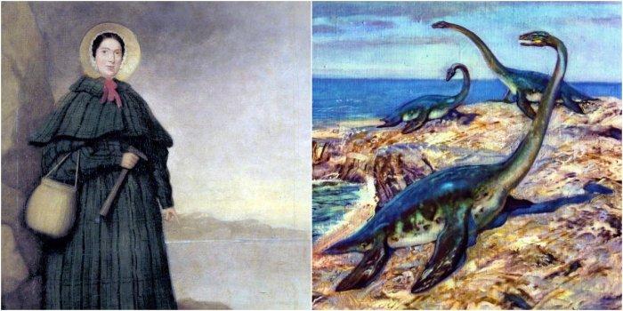 Мэри Эннинг: 10-летняя девочка, нашедшая динозавров