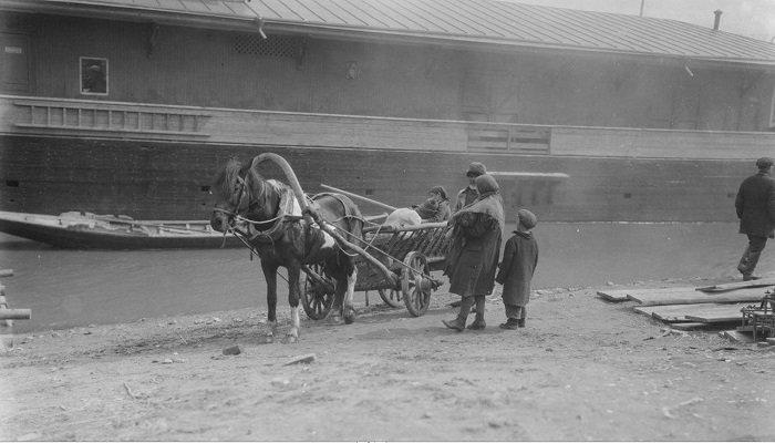 Ретро фотографии Уильяма Филда из его путешествия по СССР в 1931 году