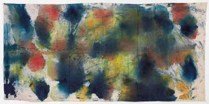 Шедевры современного искусства: «Картина, созданная танцем»