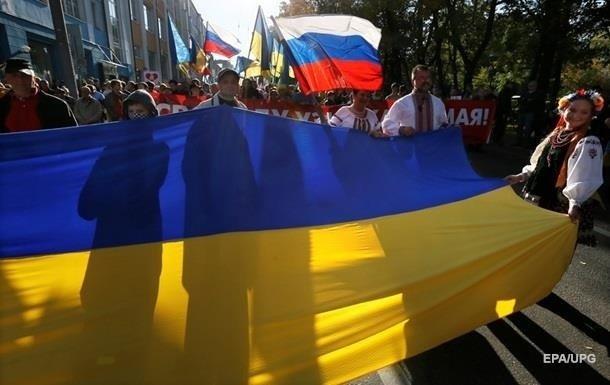 Украинцы «холодно» относятся к России – опрос