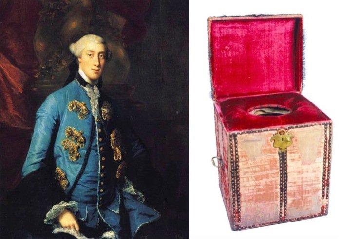 Хранитель королевского стула — самая желанная и почетная должность при дворе монархов