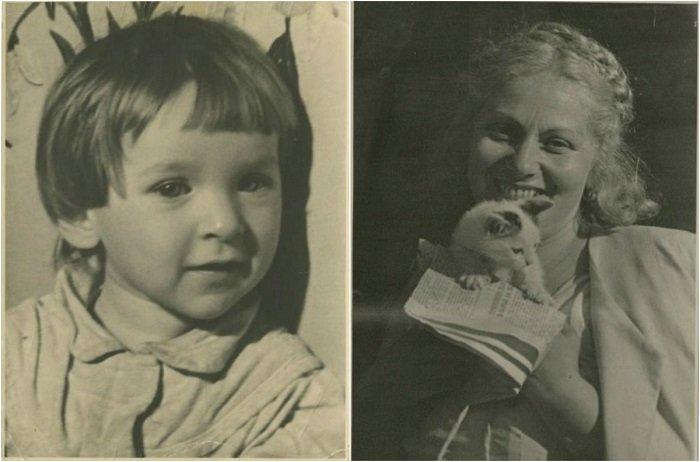 25 черно-белых портретов классика советской фотографии Александра Гринберга