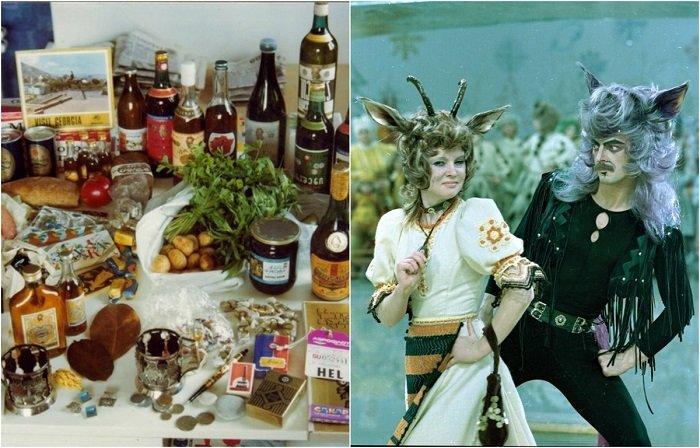 Вперёд в прошлое: 30 знаковых ретро фотографий из жизни советских людей в 1976 году