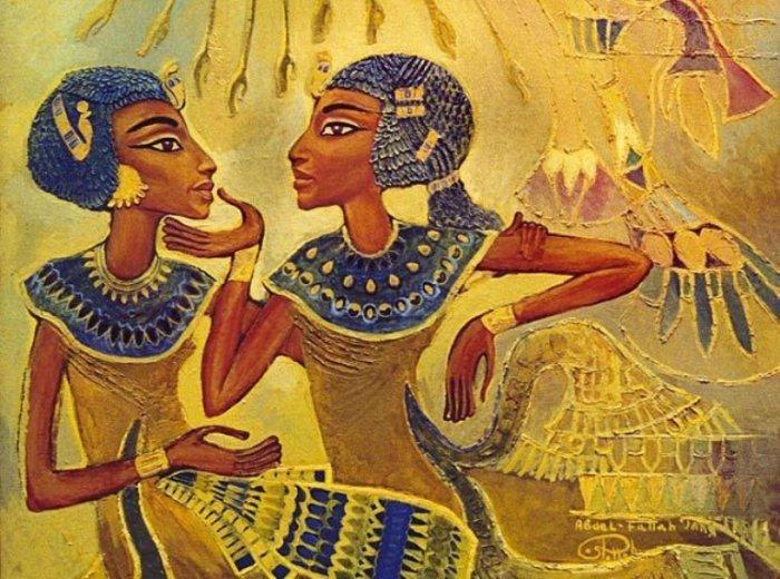 Солнечные картины Галлы Абдель Фаттах: тайны, интриги и страсти
