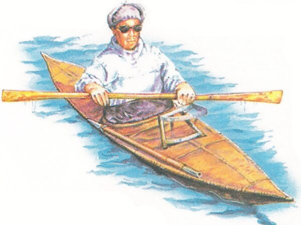Из истории надувных лодок. Надувные лодки для охоты и рыбалки.
