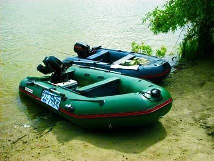 Выбираем надувную лодку из ПВХ начинающему.