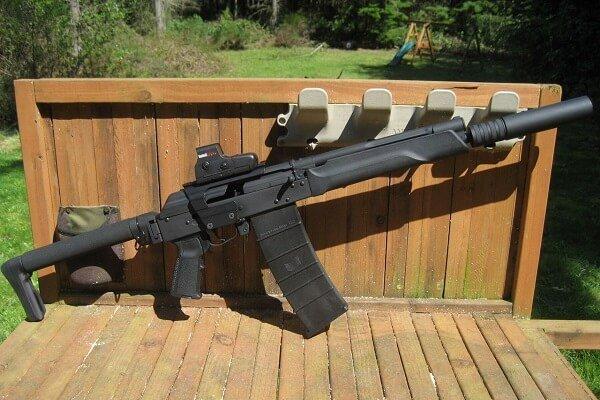Ружье Сайга-410 и его недостатки.