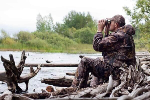 Бинокли ROOF для охоты и рыбалки, бренды и модели.