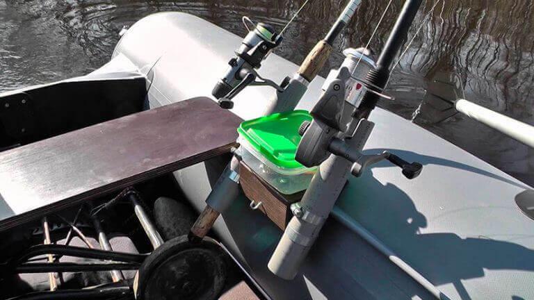 Лодочные удилища – отличия и особенности рыбалки.