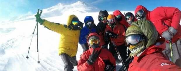 Покорение горы Эльбрус и туры на Эльбрус.