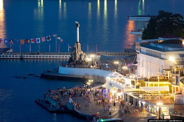 Топ-5 достопримечательностей Севастополя, которые обязательно нужно посетить.