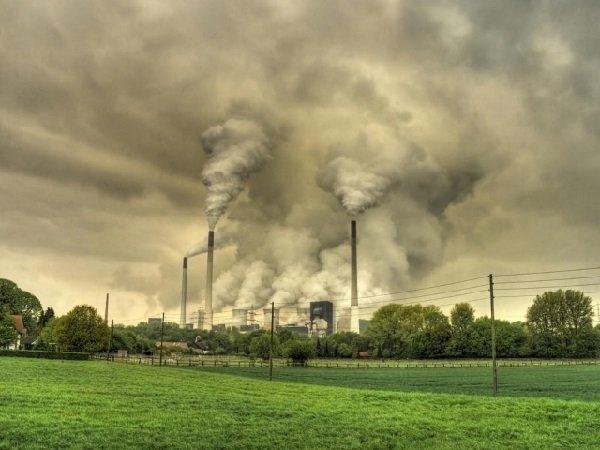 Проблема парниковых газов.