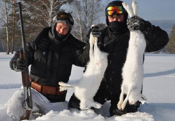 Охота зимой в сильные морозы - что учесть?