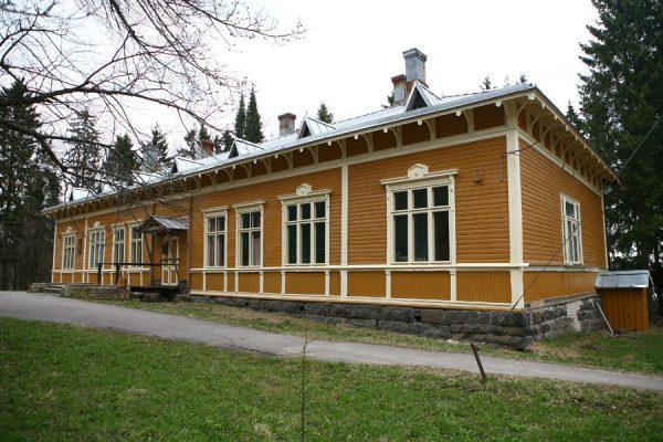 Куркиеки, можно посетить краеведческий центр-музей.