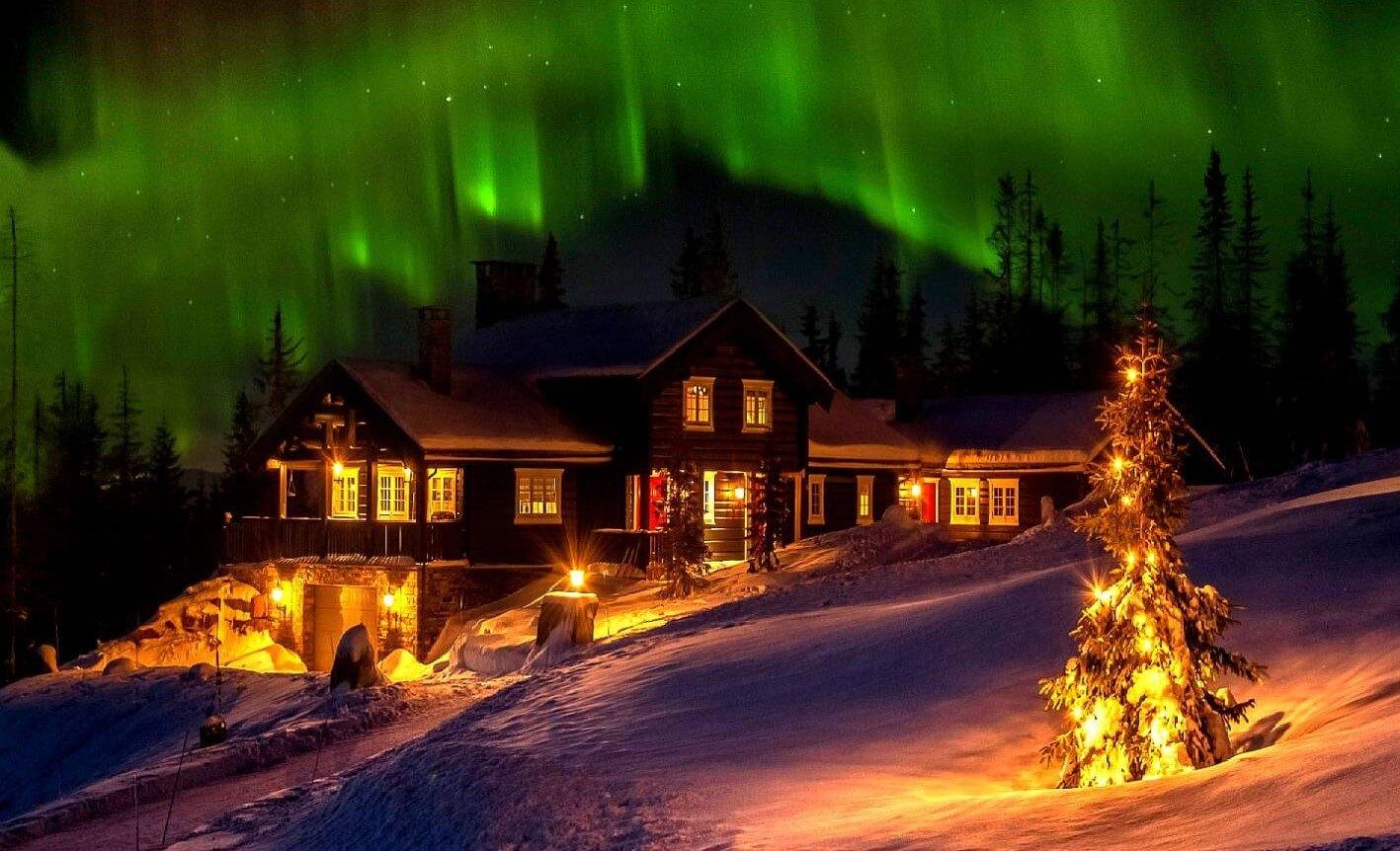 Отдых с детьми в Карелии зимой – отличный вариант отпуска и каникул.