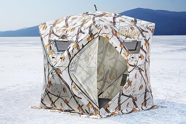 Зимняя палатка для рыбалки: на какие моменты обратить внимание при выборе?
