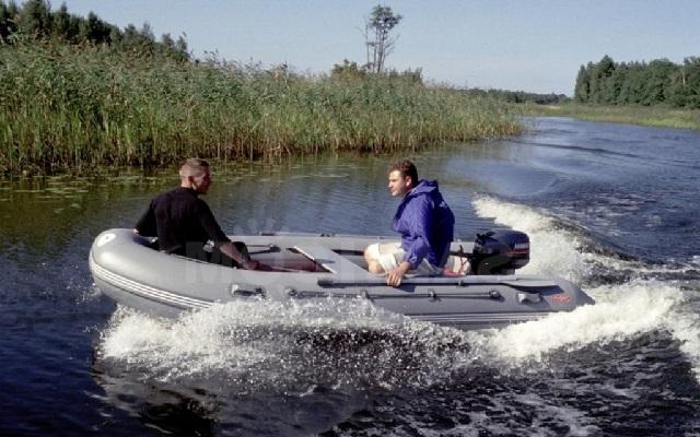 Выбор пола для лодки