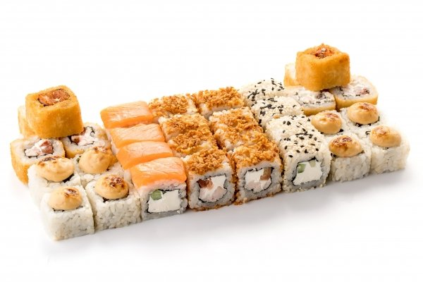 Суши от Макароллыча.