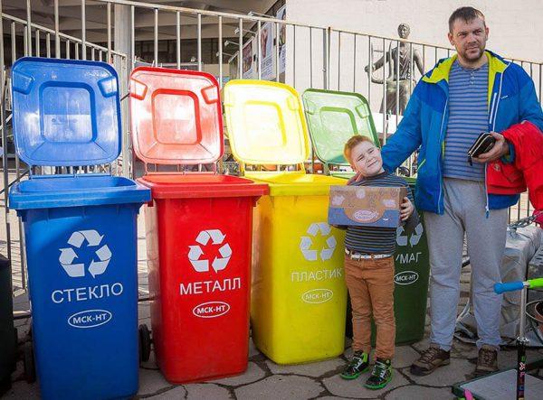Сортировка мусора – правила сегрегации отходов.